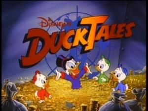 Káčerie príbehy alias Duck Tales