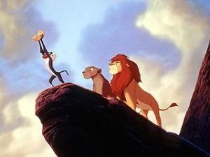 Súčasný a budúci Leví kráľ - kolobeh života