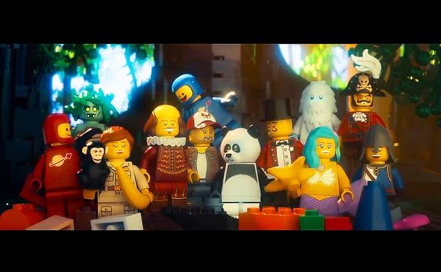 Lego Príbeh film
