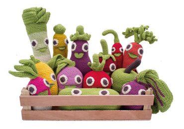 Háčkované hračky sú pre rodičov, ktorí majú radi svoje deti a rozmýšľajú