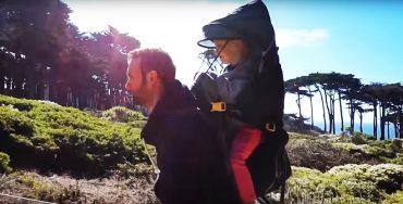 Ako kúpiť správny detský turistický nosič