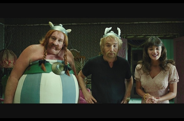 Asterix a Obelix v Británii