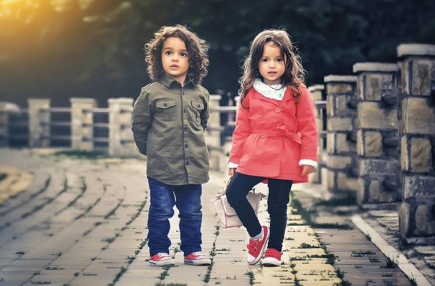 Deti a ich oblečenie