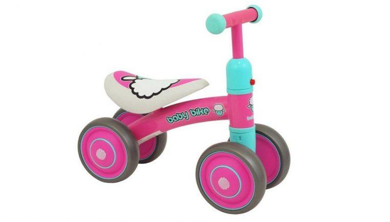 Detské odrážadlo - bicykel